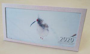 トキポストカードカレンダー2020