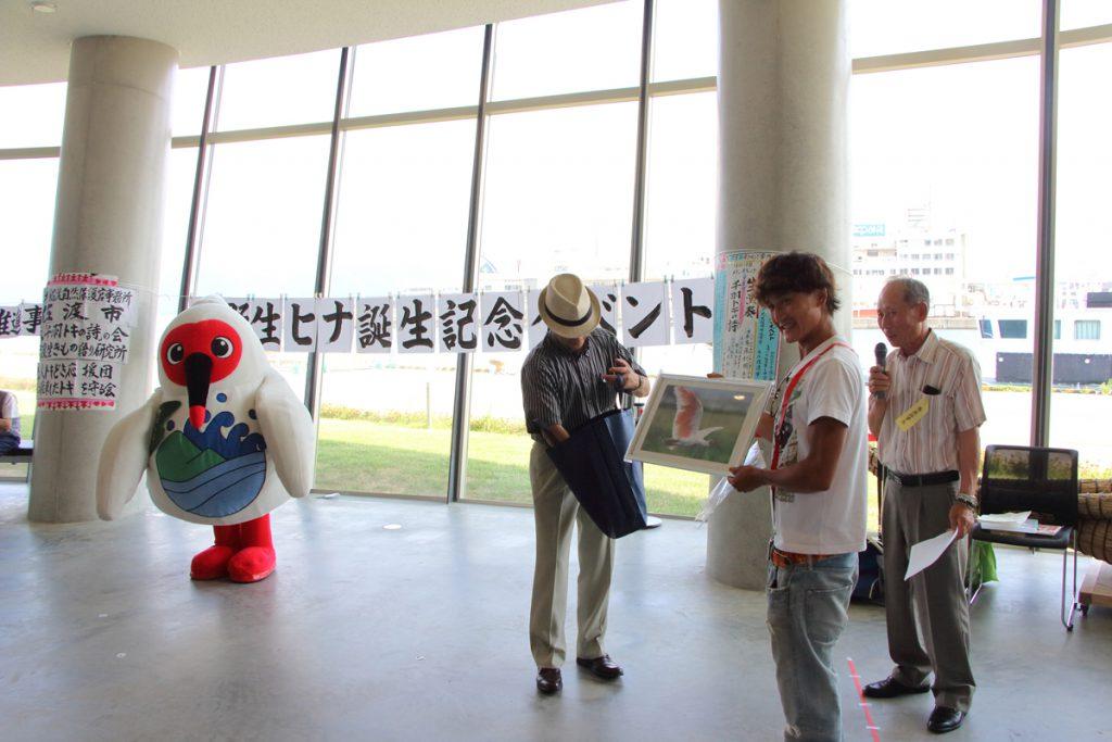 千羽トキの詩コンサート